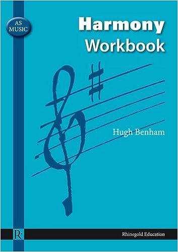 Book AS Music Harmony Workbook (Rhinegold Education)