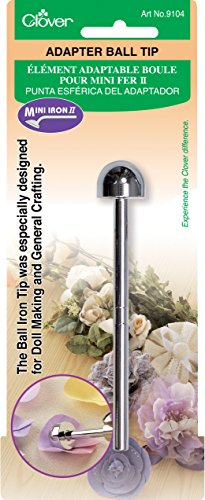 Clover LD5085 Mini Iron II The Adapter Tip-Ball