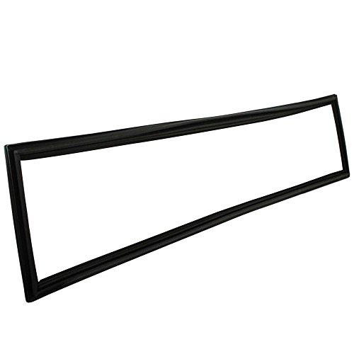Frigidaire 241786006 Refrigerator Freezer Door Gasket (Black)