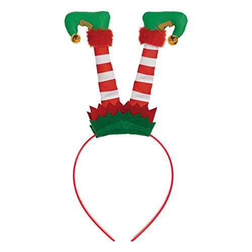 Flipped Christmas Elf Headband, 8