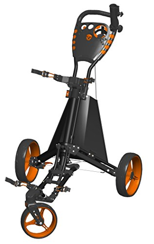 Spin It Golf Products Easy Drive Golf Push Cart