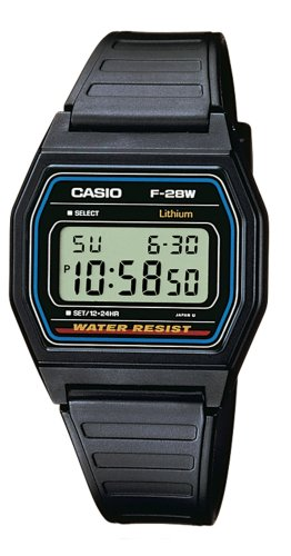 Casio Herrenarmbanduhr Casio CollectionF-28W-1QYGF