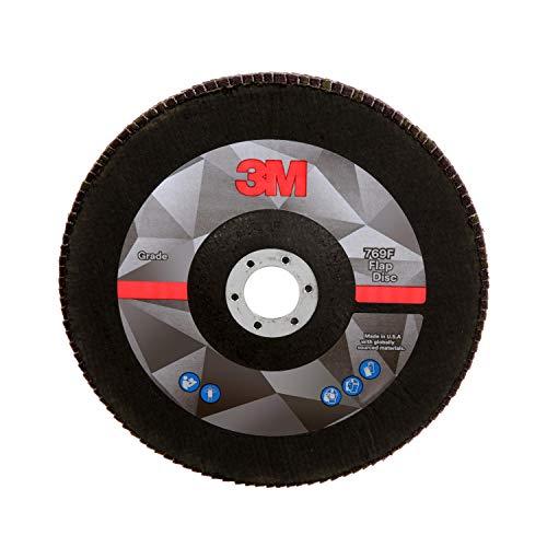 3M Flap Disc 769F, 05911, T27, 7 in x 7/8