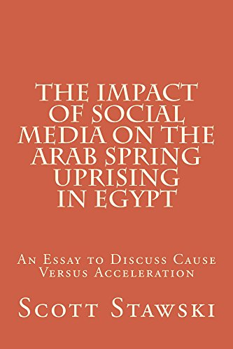 social media effects on arab spring essay The arab spring is a revolutionary movement in north africa and the middle east, which began in december 2010 with the tunisian revolution – before spreading to other arab countries, such as egypt, syria, and libya, amongst others while the arab spring was not predicted by political commentators.