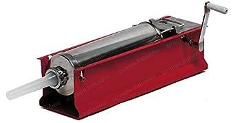 Máquina para embutir (estructura Hierro Rojos kg.5 Italia Palumbo