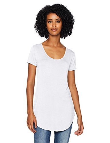Daily Ritual Short Sleeve Scoop Neck Longline product image