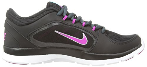 Donna Flex Chrcl clrw Scarpe Nike Blk Sportive clssc 4 Flsh fchs Wmns Trainer YHnwpZq