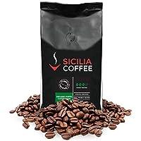 Organic Forte - Freshly Roasted Organic Coffee Beans - Strong Dark Roast - 100% Arabica - 1kg