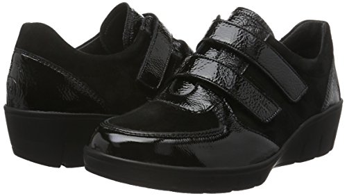 001 Judith Loafers Women''s schwarz Black Semler 1gYnwUqxHp