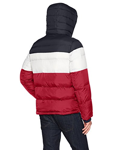 8d0e07cdd467 Tommy Hilfiger Men s Classic Hooded Puffer Jacket - Choose SZ color ...