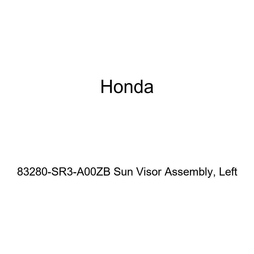 Honda Genuine 83280-SR3-A00ZB Sun Visor Assembly Left