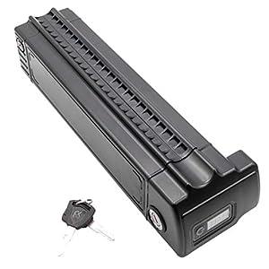 419bSwfyqGL. SS300 INTENSILO Batteria per Prophete Alu-City 26 Zoll ECC 300, ECC300 E-Bike, Bici elettrica (11600mAh, 24V, Li-Ion)