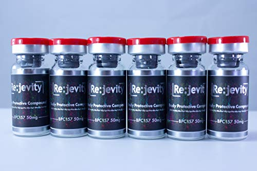 Rejevity BPC-157 50mg (Body Protective Compound) 6 Pack