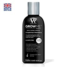Best Hair Loss Shampoo, Caffeine, Biotin, Argan Oil, Allantoin, Rosemary. Stimulates Hair Re-growth, Helps Stop Hair Loss, Grow Hair Fast, Best Hair Growth Shampoo for Women and Men