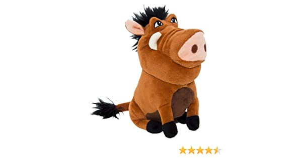 Joy Toy - Peluche Pumba El Rey León Disney 15 cm: Amazon.es: Juguetes y juegos