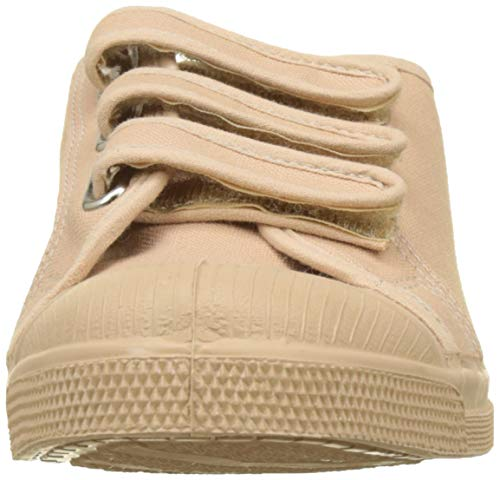 Beige Scratch beige Baskets Femme 0118 Bensimon Colorosole Tennis wqxCSTqa4