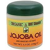 Organic Root Stimulator Jojoba Oil, 5.5 Ounce