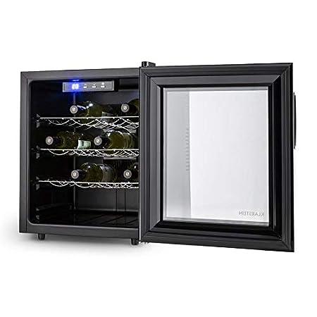 Klarstein Barolo - Nevera para vino, Refrigerador de bebidas ...