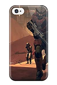 9620674K92692146 For TashaEliseSawyer Iphone Protective Case, High Quality For Iphone 4/4s Destiny Skin Case Cover