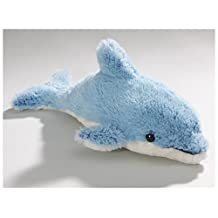 Stuffed Animal Dolphin supersoft, 16 inches, 40cm, Plush Toy, Soft Toy