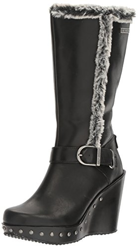 Harley-Davidson Women's Artesia Winter Boot - Black - 6.5...