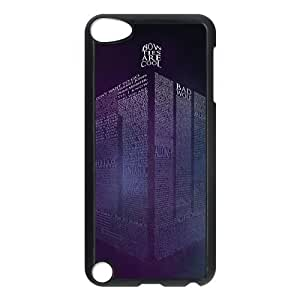 Doctor Who Tardis Police Box Ipod Touch 5th Case Hard Plastic Doctor Who Ipod Cover HD Image Snap ON