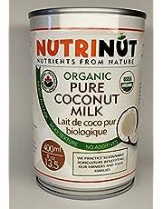 NUTRINUT Organic Coconut Milk, 400ml