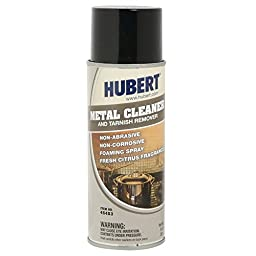 HUBERT Metal Cleaner and Tarnish Remover 14 oz