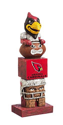 Team Sports America NFL Arizona Cardinals Tiki (Resin Arizona Cardinals Football)