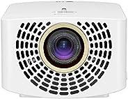 LG Proyector HF65LA Cinebeam LED Ultra Corto con Smart TV y Salida de Sonido Bluetooth