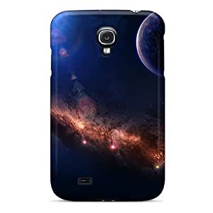 High Grade Luoxunmobile333 Cases For Galaxy S4 - Around The World Space