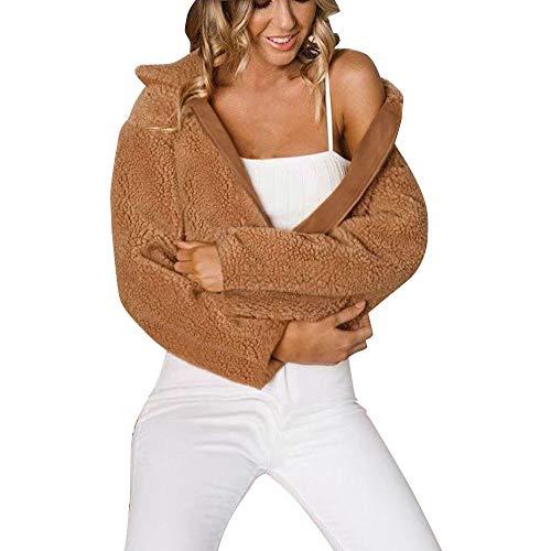 Ropa Capucha De Mujer Oferta En Chaquetas Sudadera Mujer Outwear Con Ashop Marrón Abrigo Invierno Uapd1wxdq
