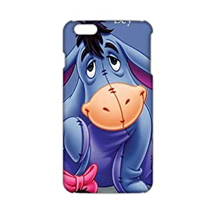 2015 Ultra Thin 3D Case Cover Cartoon Eeyore Phone Case for iPhone6 plus by ruishername