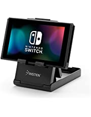 Insten Stand Compact Playstand with Charging Port Access for Nintendo Switch