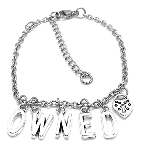 Owned Anklet With Lock...