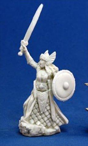 Aina, Female Valkyrie (1)