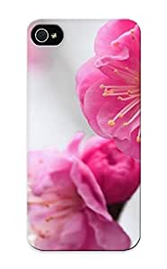 Podiumjiwrp Case Cover Protector Specially Made For Iphone 5/5s Cherry Blossom by supermalls