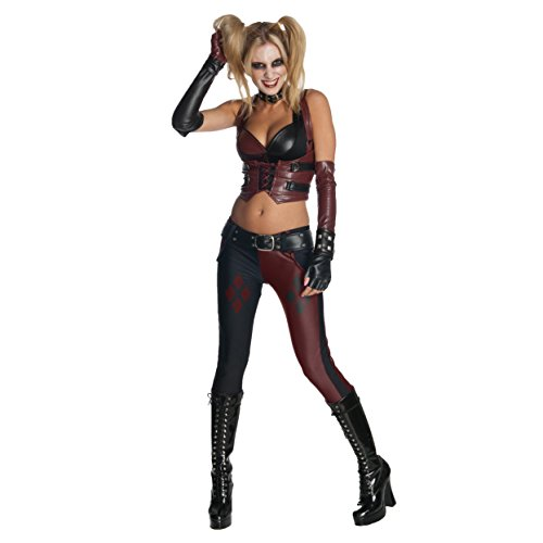 Harley Quinn Costume - Large - Dress Size ()