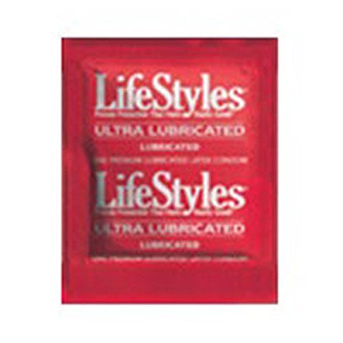 WP000-5800 5800 5800 Lifestyles Condom Bulk Lubricated 1008/Ca From Ansell US by Ansell US