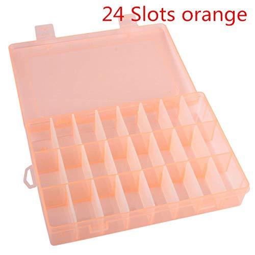 Amazon.com: Fan-Ling 1 caja de almacenamiento de plástico ...