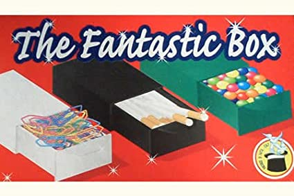 Fantastic Box (White) by Vincenzo Di Fatta - Trick
