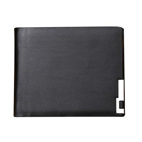 Outtop Fashion Men Mini Coin Case Wallet with Card Hoder JINBAOLAI - Fashion Cheap Mens