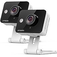 2 Pk. Zmodo Mini Wireless Cameras