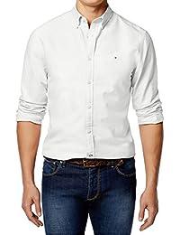 Mens Custom Fit Button Down Shirt