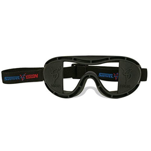 Swivel Vision Sport Goggles for Men, Women, and Youth, Visual Training Equipment ()