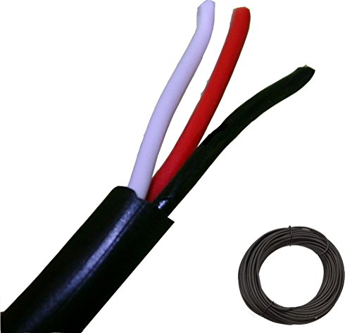 25' Length 3 Conductor Rotor Wire - Antenna Rotator Cable