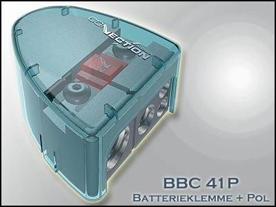 Morsetti batteria Connection