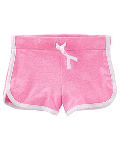 OshKosh B'Gosh Girls' Jersey Shorts (3T, ()