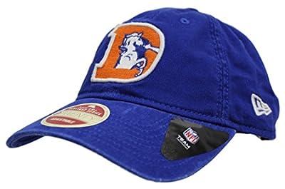 New Era NFL Historic Rugged ballcap 9Twenty Adjustable Cap from New Era Cap Company