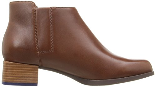 Camper Women's Kobo Ankle Boots Brown (Medium Brown 004) 8LDEp